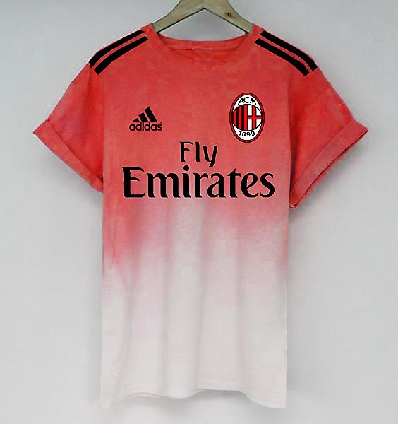 AC Milan Jersey 2017
