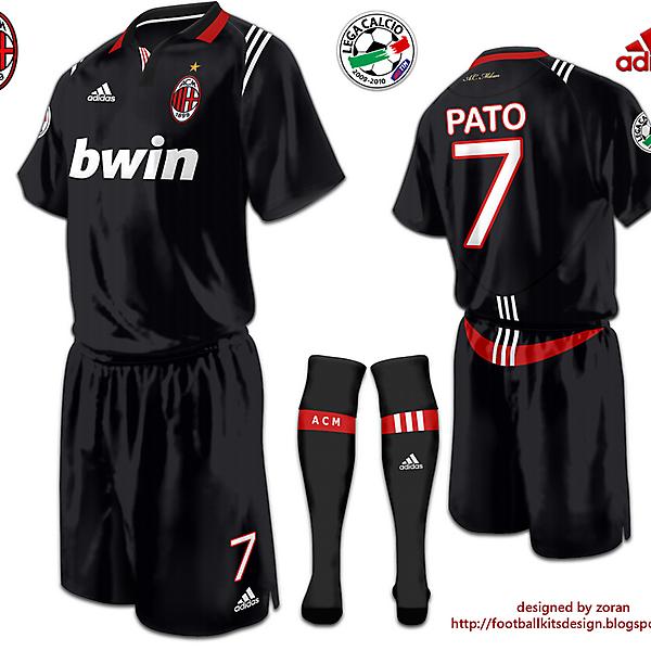 A.C. Milan fantasy third