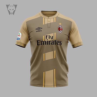 AC Milan x Umbro third concept