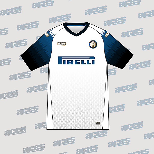 Aces x Inter - Away shirt