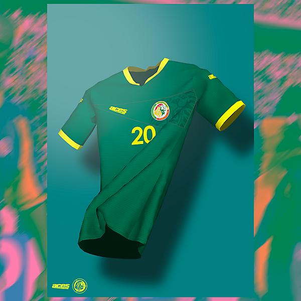 Aces x Senegal - Away