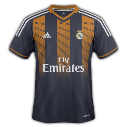 Real Madrid Away