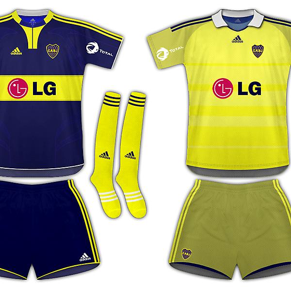 Adidas - Boca Juniors