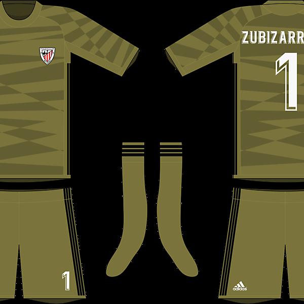 Adidas Athletic Bilbao 2019-20 Goalkeeper Kit #1