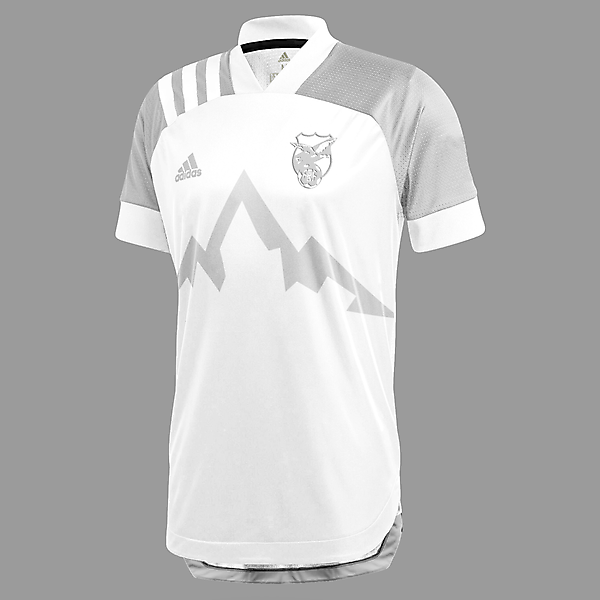 Adidas Bolivia Away