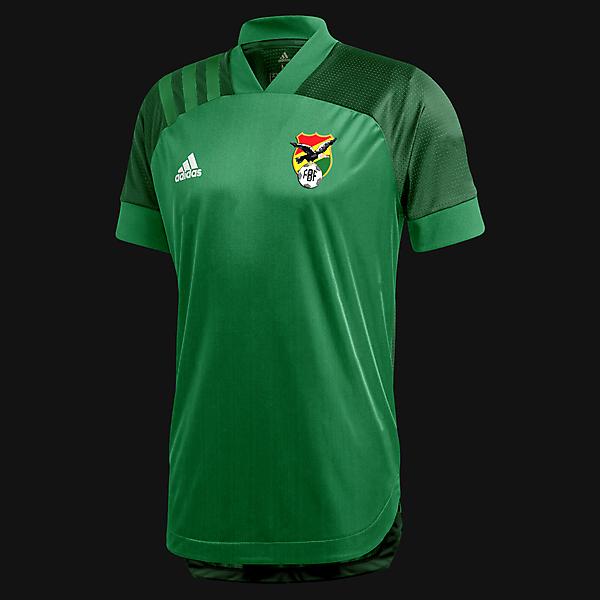 Adidas Bolivia Home