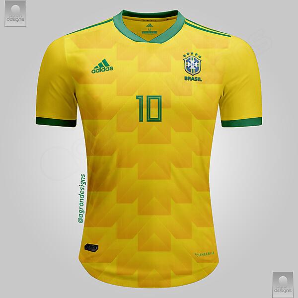 ADIDAS_BRAZIL_HOME KIT CONCEPT