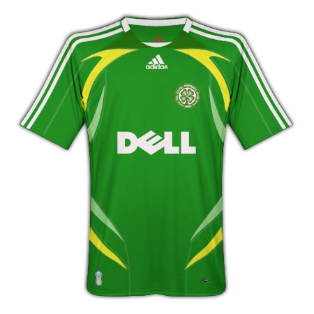 Celtic FC Adidas away shirt