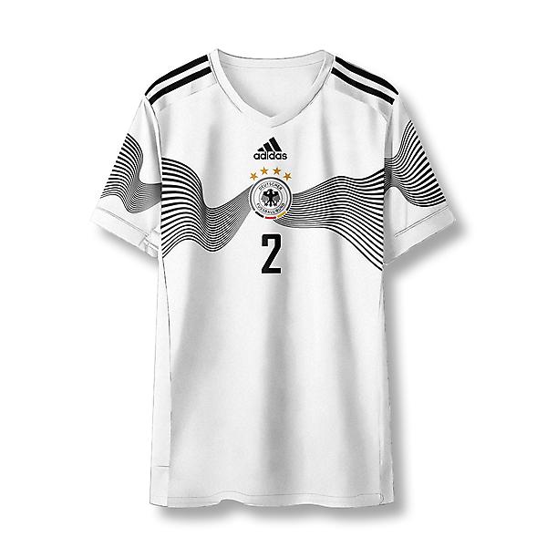 adidas Germany Home Shirt
