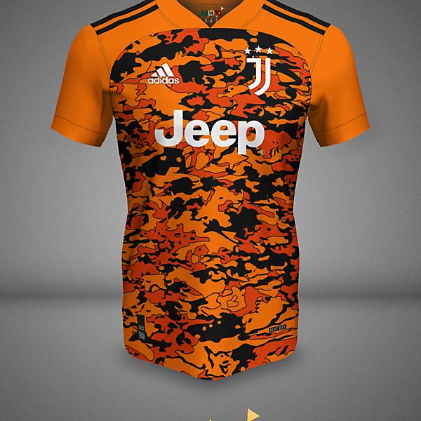 adidas Juventus Third 2020-21 Kit