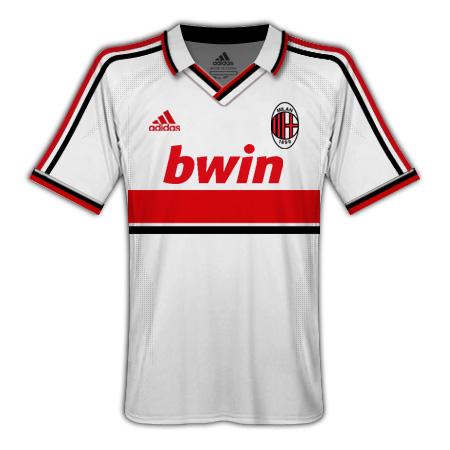 Milan ac Away