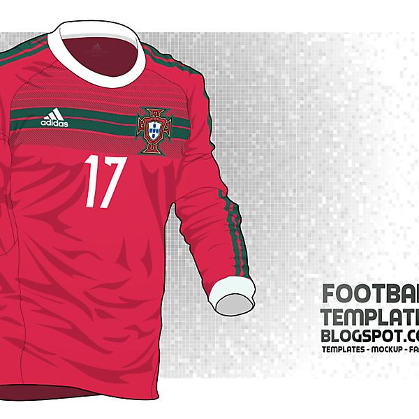 Adidas Portugal Kit