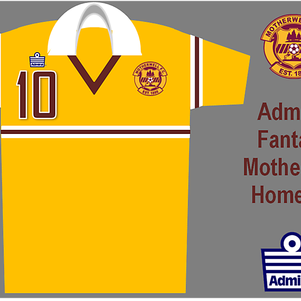 Admiral Fantasy Kit - Motherwell Home