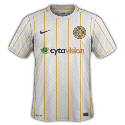 AE Limassol (ΑΕ Λεμεσσου) Third Shirt 2016/17