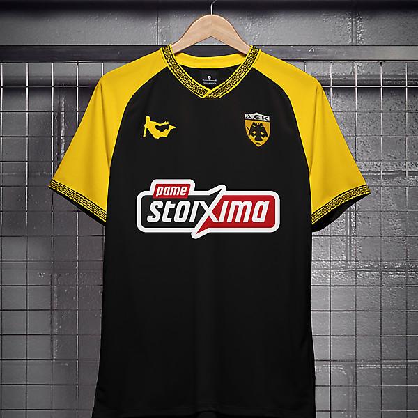 AEK Athens - Away Kit