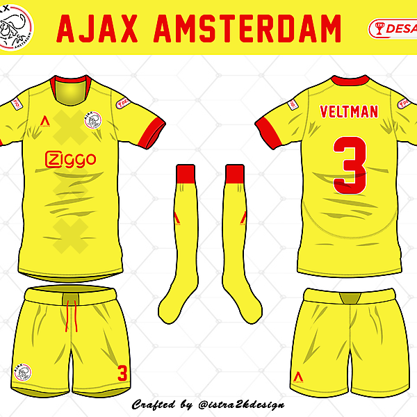 AFC Ajax - Away