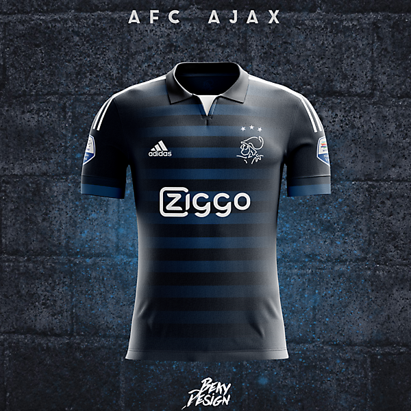 AFC Ajax - Away Concept