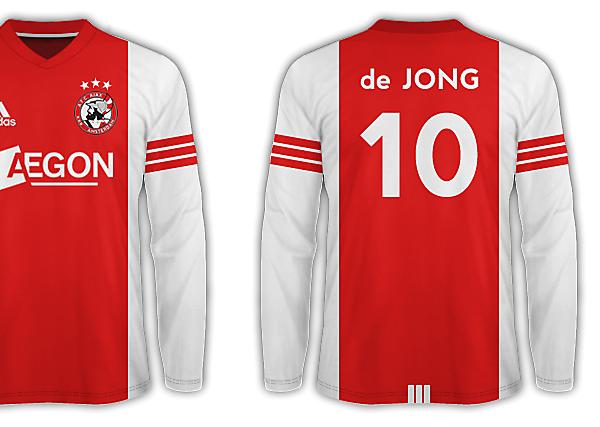 AFC Ajax -  Home