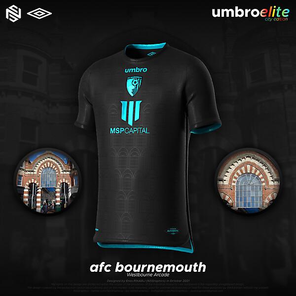 afc bournemouth x umbro elite city edition x ns