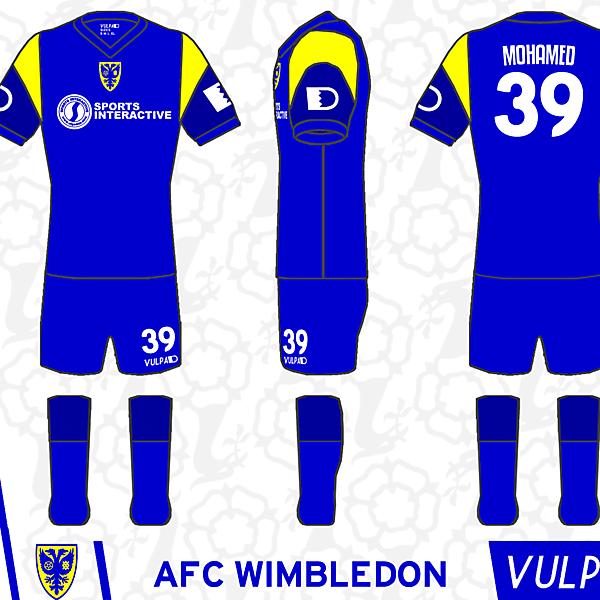 AFC Wimbledon Home