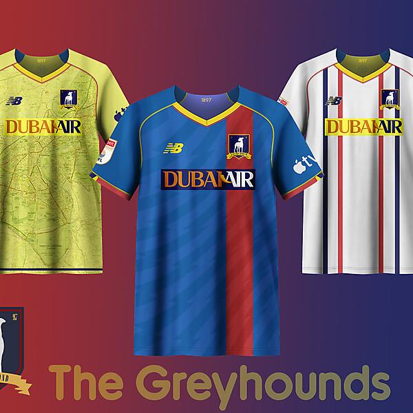 AFC Richmond concept kits