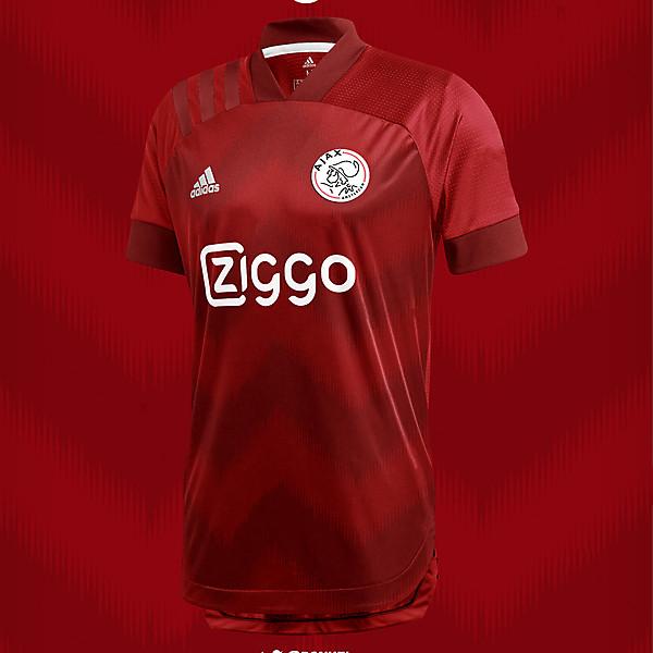 Ajax - Away Kit Concept