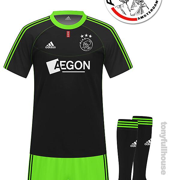 Ajax 2014-2015 Away