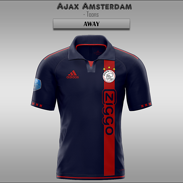 Ajax Amsterdam -- H/A/T