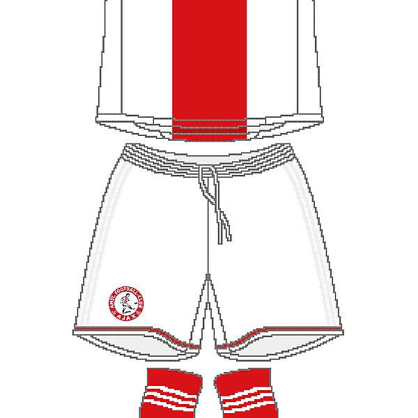 Ajax Amsterdam Adidas Home