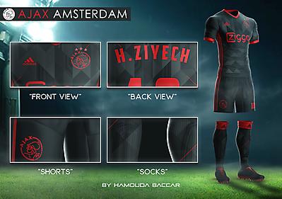 AJAX AMSTERDAM Football Concept Kit (2018/2019)