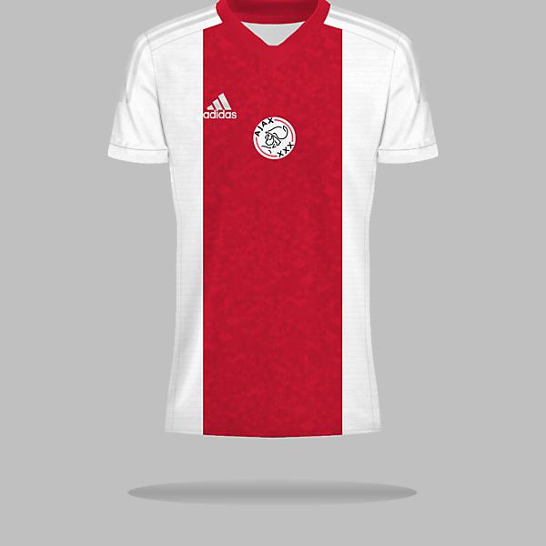 Ajax Amsterdam Home Kit / Adidas