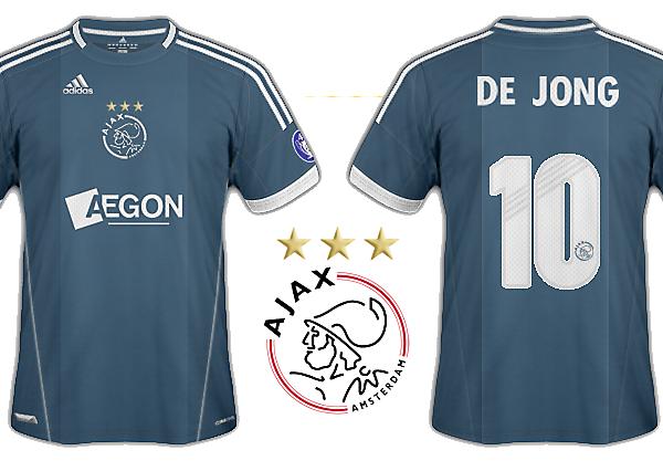 Ajax away