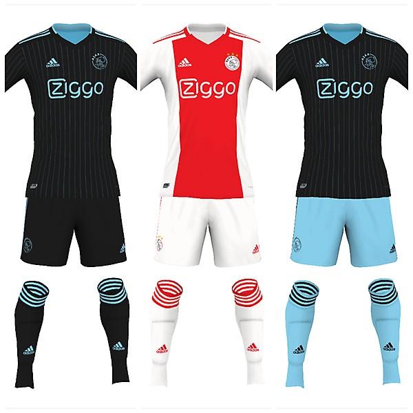 Ajax fantasy GDB 19/20