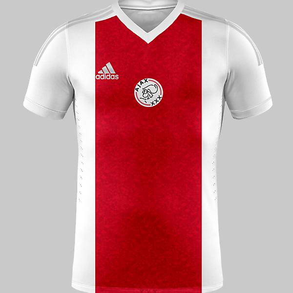 Ajax Home 16/17