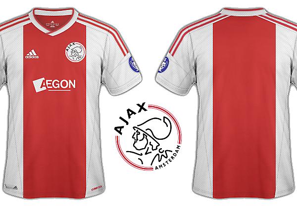 Ajax home 2012