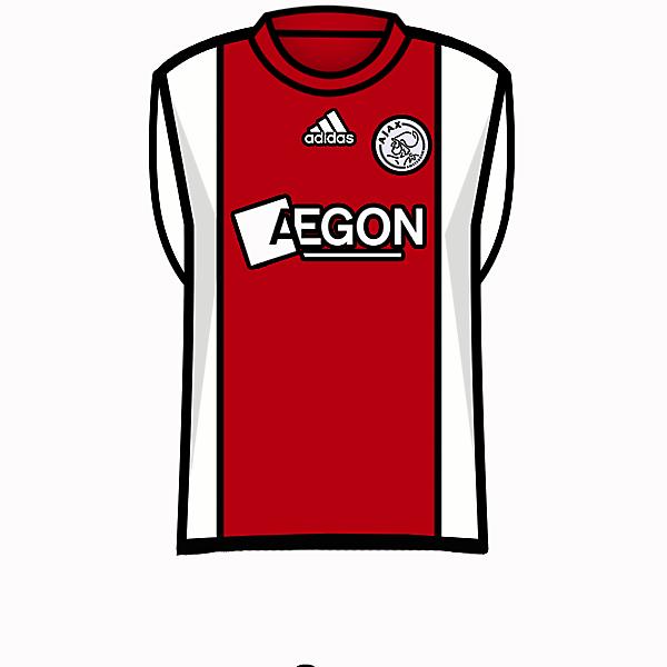 Ajax home kit 08-09