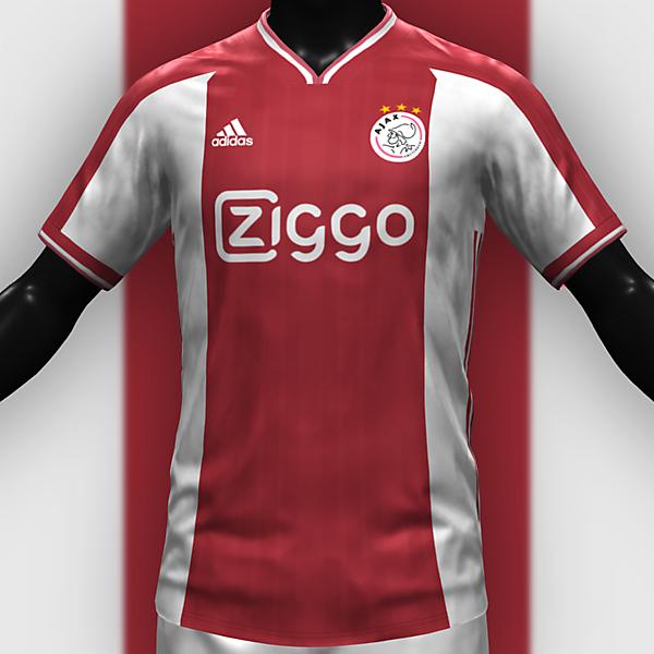 Ajax Home Kit 2022-2023