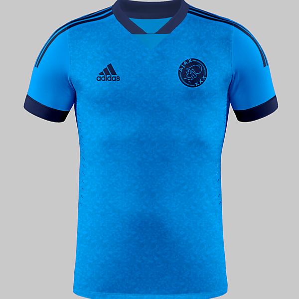 Ajax Third  16/17