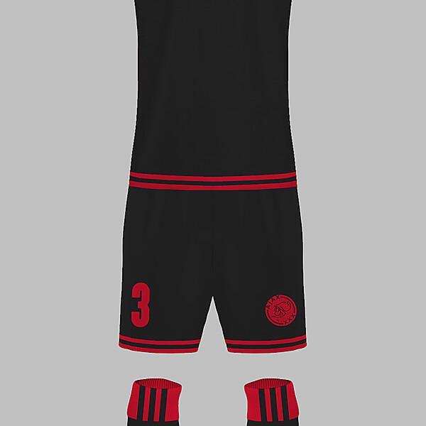 Ajax x Adidas
