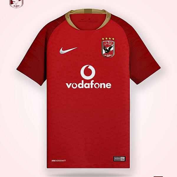 Al-Ahly Home Kit