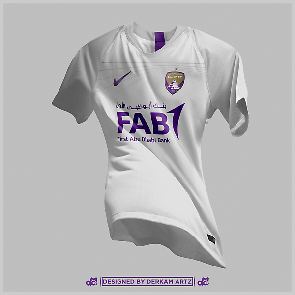Al Ain FC - Away Kit (2019/20)