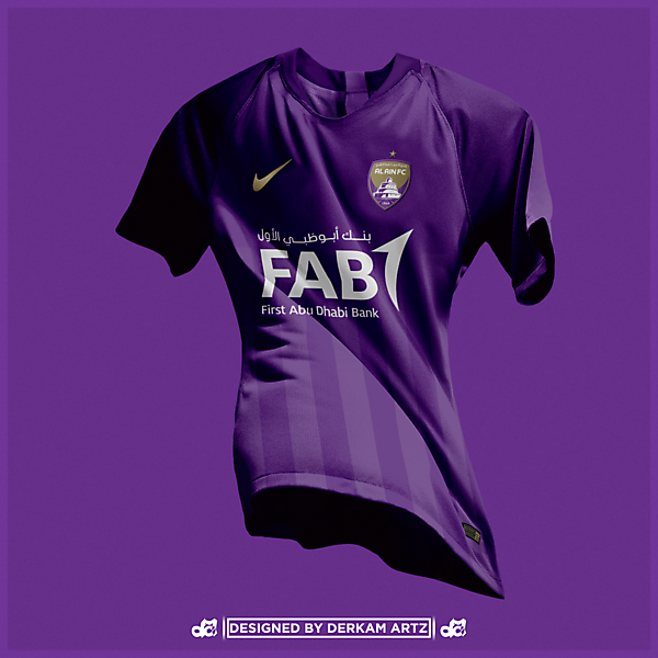 Al Ain FC - Home Kit (2019/20)