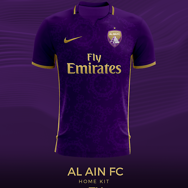Al Ain FC Home