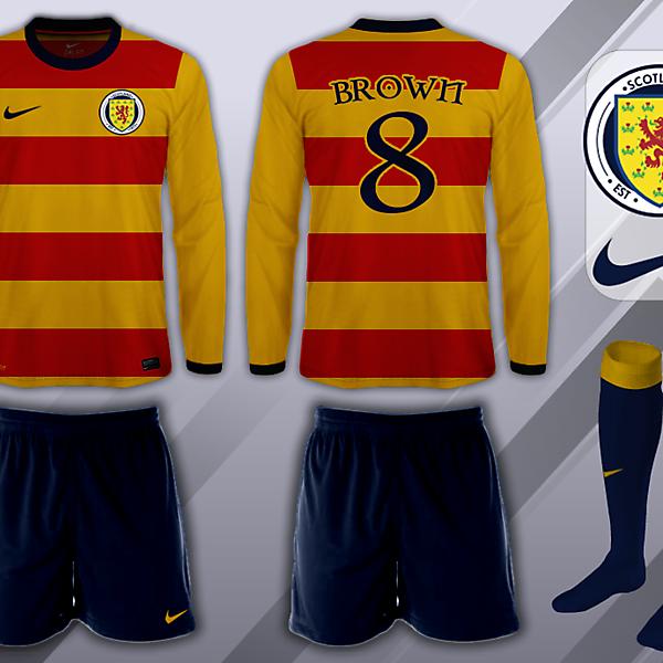 Scotland - Away - Nike