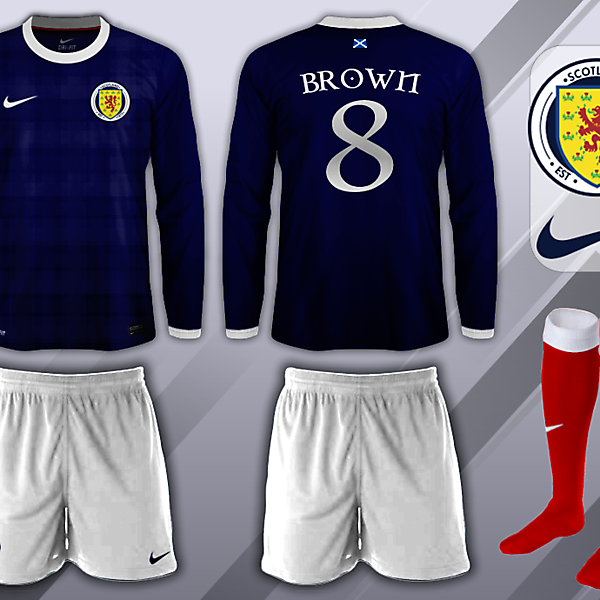 Scotland - Home - Nike
