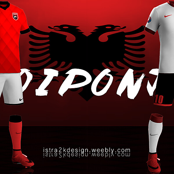Albania - Shqiponjat