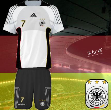 Germany Fifa WC Kit