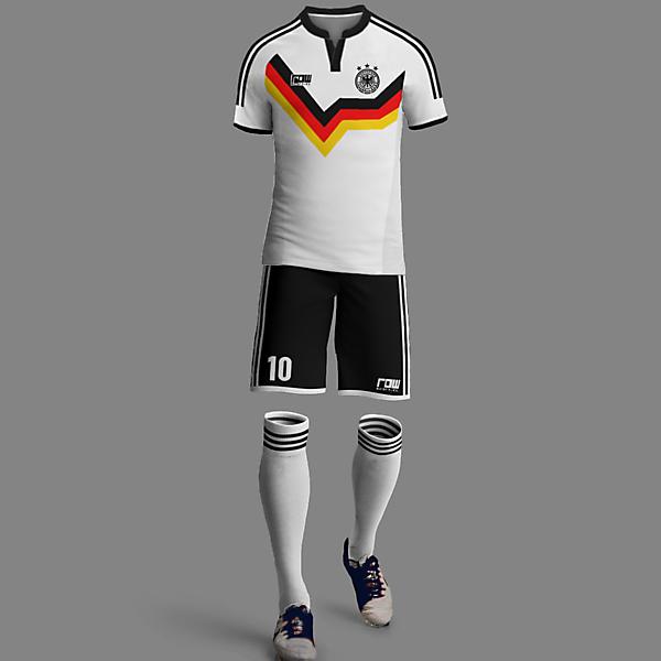 Alemania Retro Row