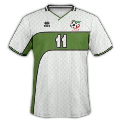 World Cup 2010 - Algeria