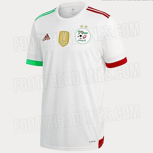 Algeria 2021 Shirt